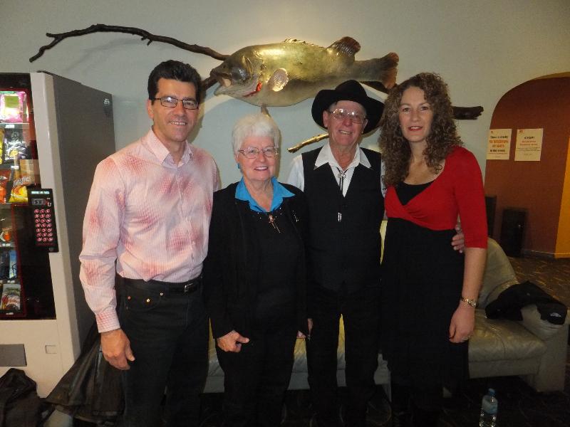 Barham Festival with Cynthia & David Pearce