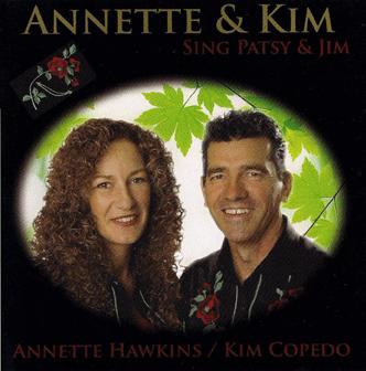 Annete & Kim Sing Patsy & Jim