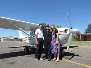 Kim, Dale & Annette Meldura